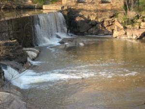 Lassiter Mill Dam