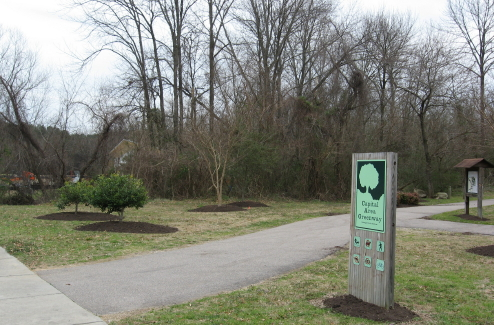 Walnut greenway entrance_1_1