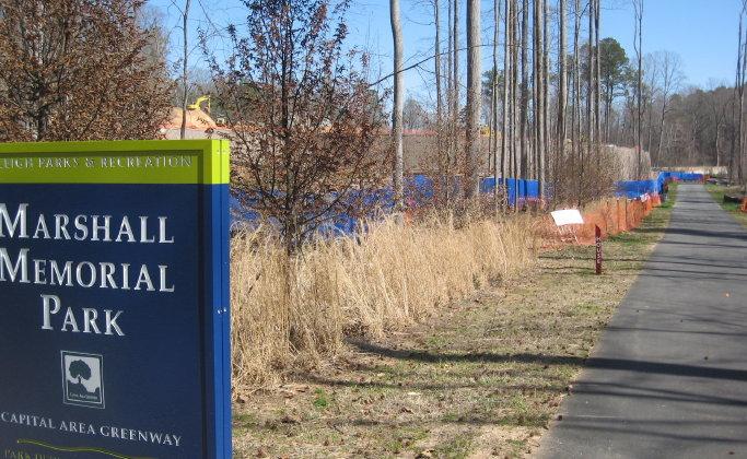 Marshall Park sign_1_1
