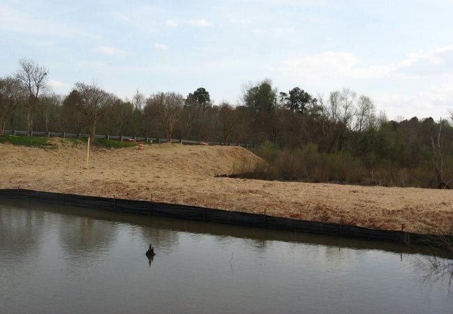 Raleigh Swamp sewer dam_1_1