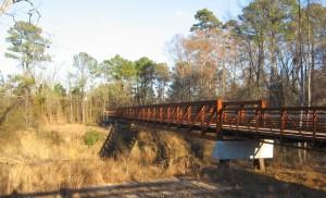 Crabtree bridge at Anderson