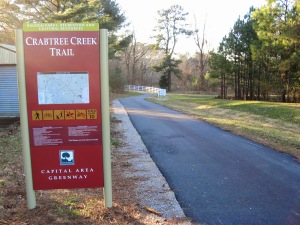 Crabtree Trail at Anderson